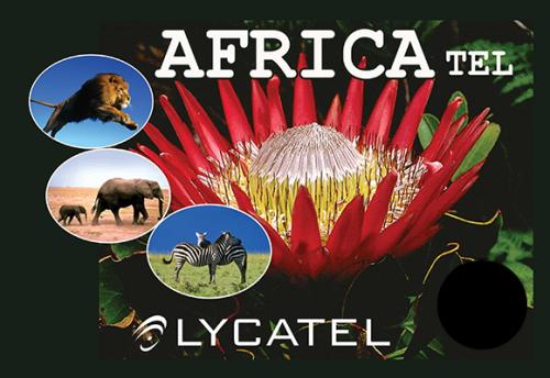 Africa Tel 6 euro