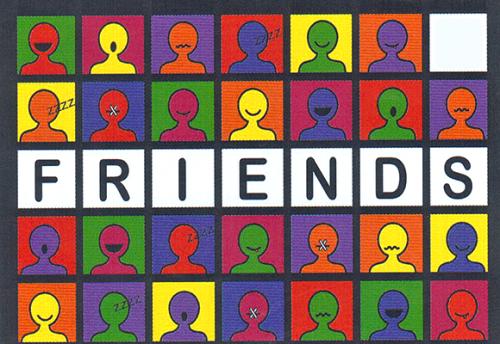 Friends €6