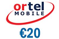 Ortel 20 euro