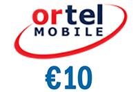 Ortel 10 euro