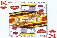 King Phonecard