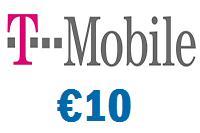 T-Mobile 10 euro