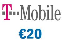 T-Mobile 20 euro