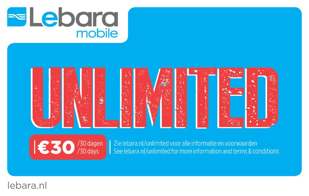 Lebara Unlimited